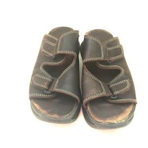 Vintage 90's chunky sandals